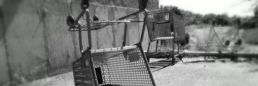 Dados estatísticos de carrinhos abandonados
