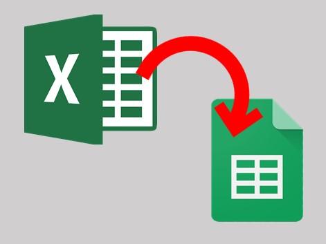 Como converter uma planilha do Excel em planilha do Google G Suite