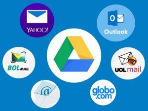 Como editar um documento do Google Drive usando uma conta diferente do Gmail